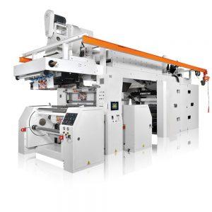 Impresora flexográfica mecánica/cnc 6 colores